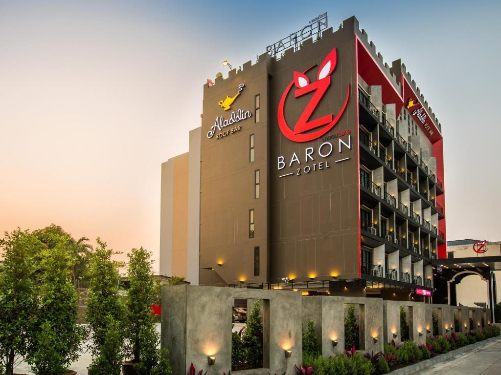 Отель Baron Zotel Bangkok, Бангкок