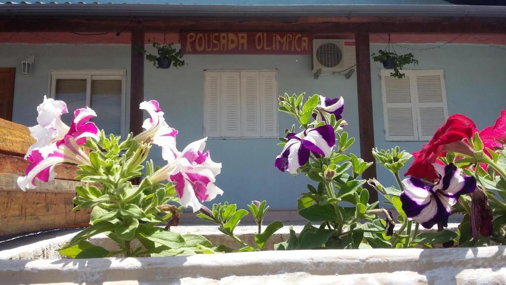 Гостевой дом Pousada Olímpica, Грамаду