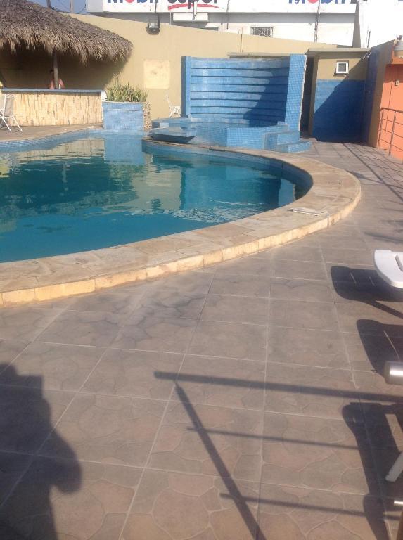 Отель Hotel Rio Inn, Веракрус