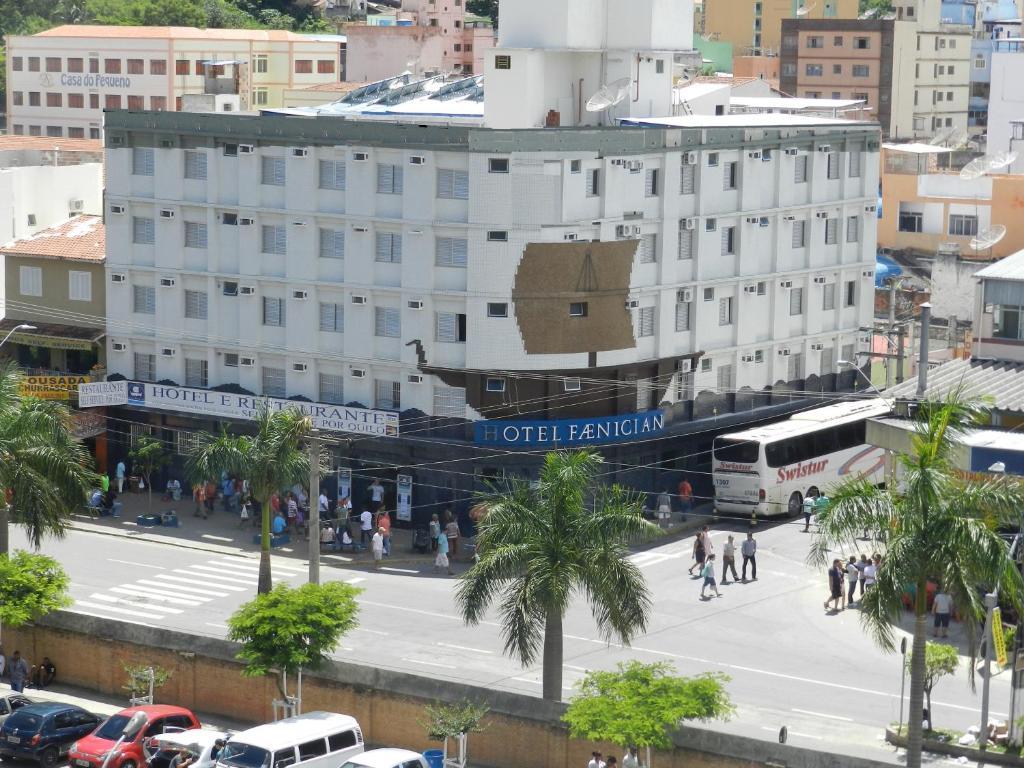 Отель Hotel Faenician, Апаресида