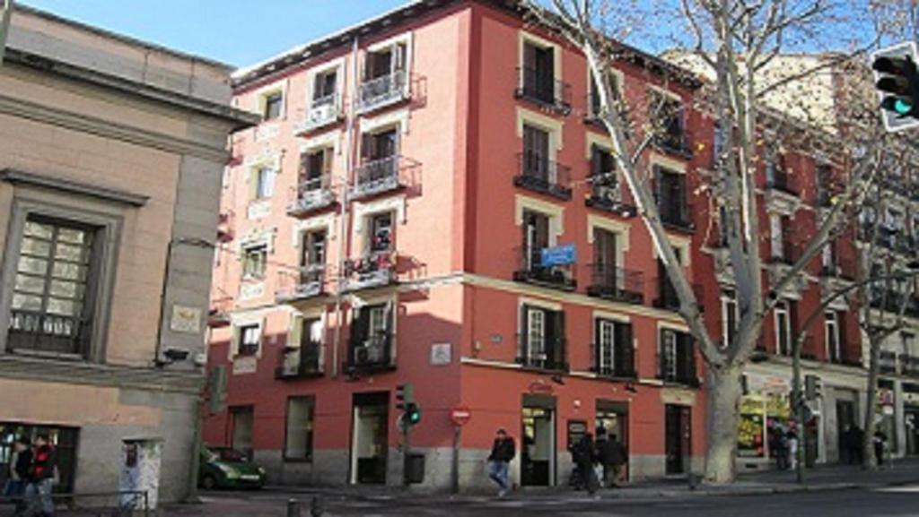 Pensión Mollo, Мадрид