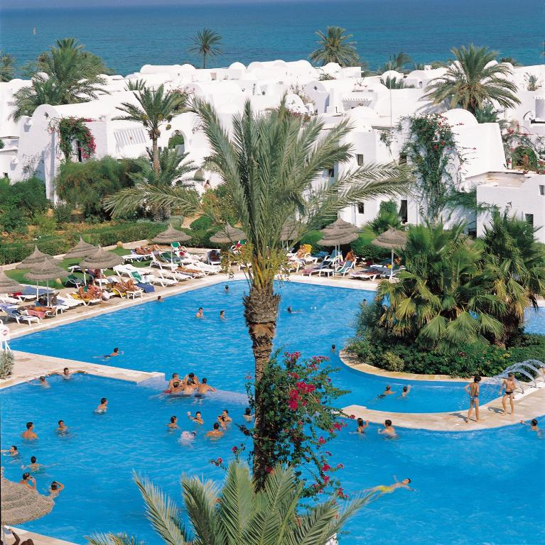 Отель Seabel Aladin Djerba, Агир