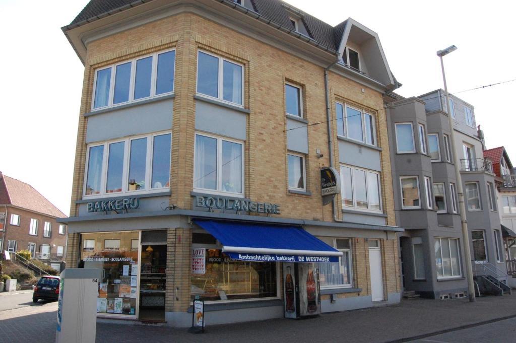 Westhoek Apartments, Де Панне, Бельгия