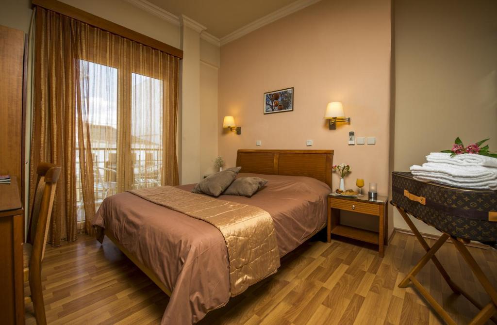 Отель Lakonia Hotel, Спарта
