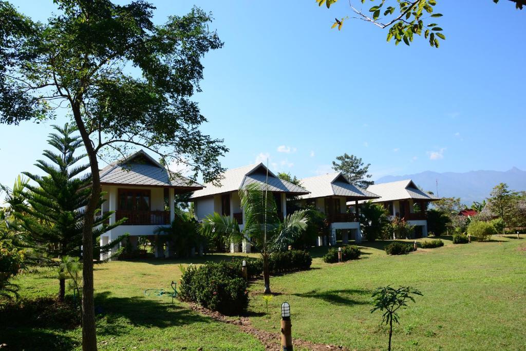 Курортный отель Pai Loess Resort, Пай