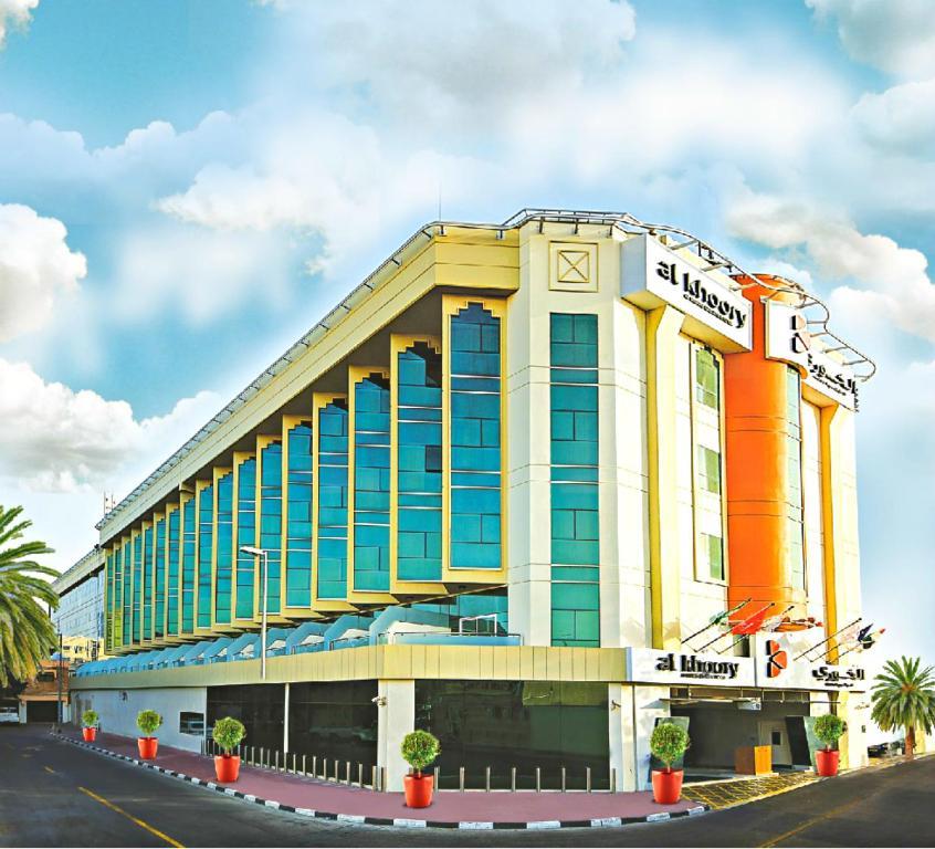 Al Khoory Executive Hotel, Al Wasl, Дубай, ОАЭ