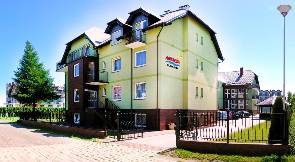 Antalya Pokoje i Apartamenty, Владиславово, Польша