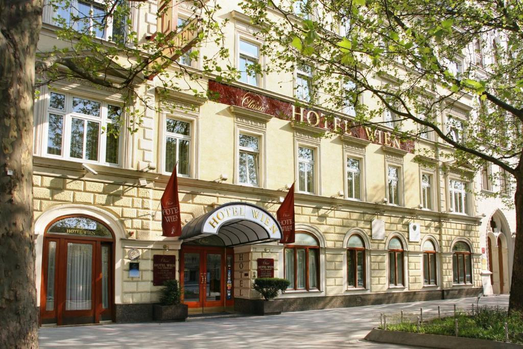 Austria Classic Hotel Wien, Вена, Австрия