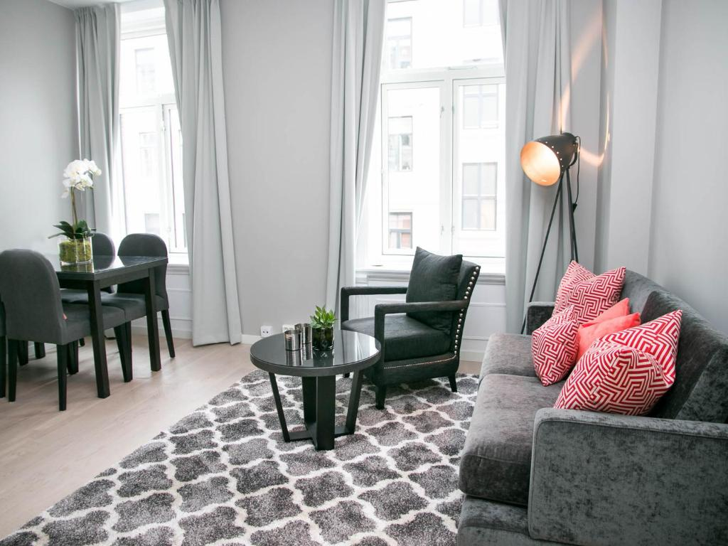 Frogner House Apartments - Odins Gate 10, Осло, Норвегия