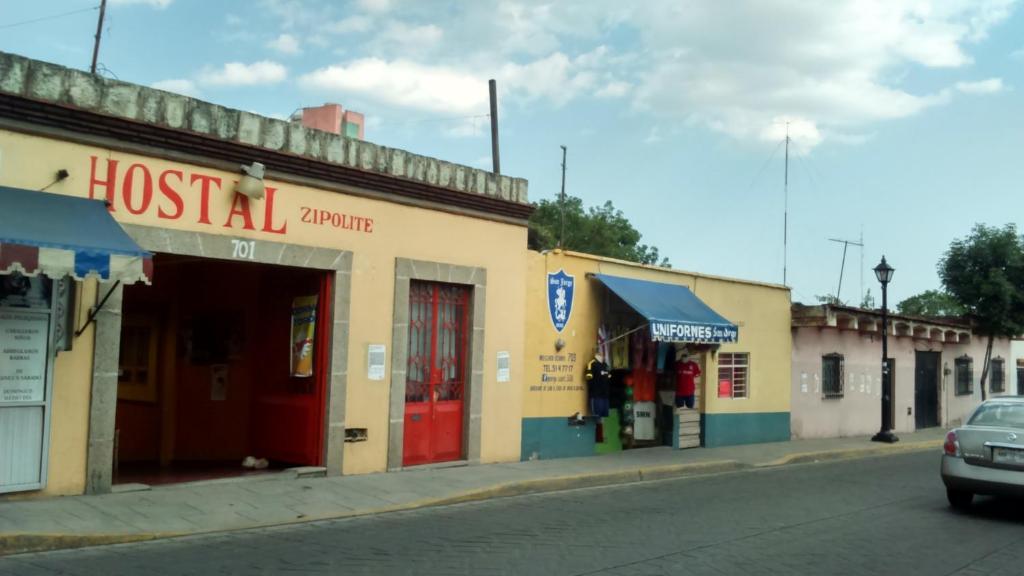 Гостевой дом Hostal Zipolite Melchor Ocampo, Оахака-де-Хуарес