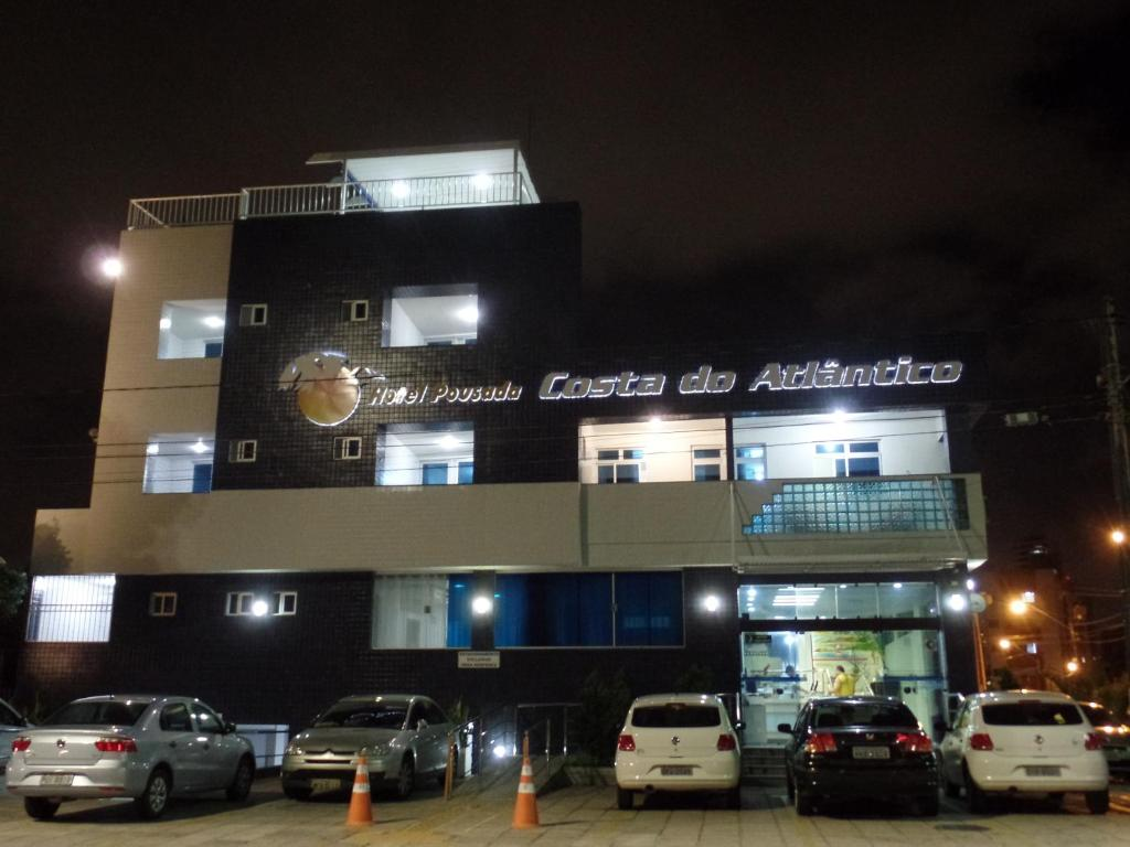 Отель Hotel Costa do Atlântico, Жуан-Песоа