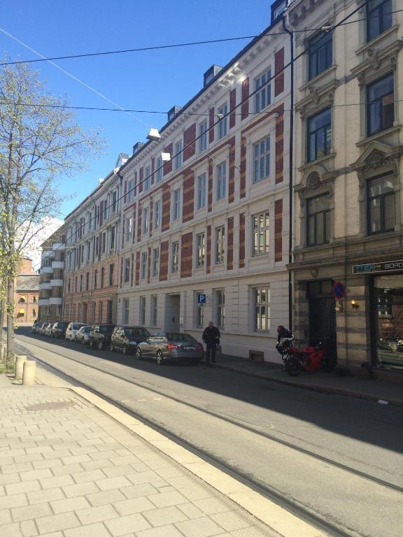 The Apartments Company - Parkveien, Осло, Норвегия