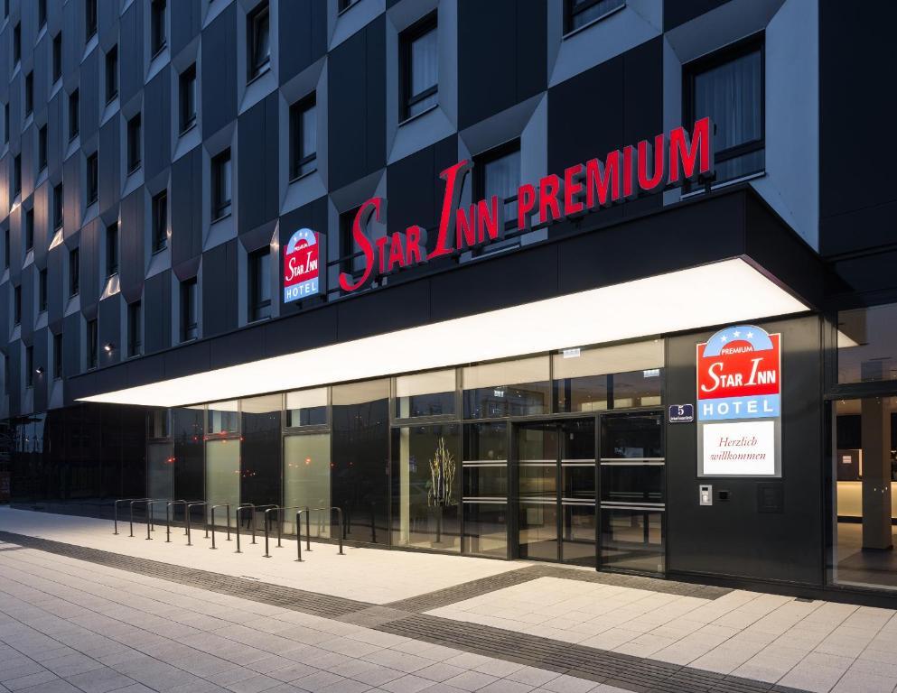 Star Inn Hotel Premium Wien Hauptbahnhof, by Quality, Вена, Австрия