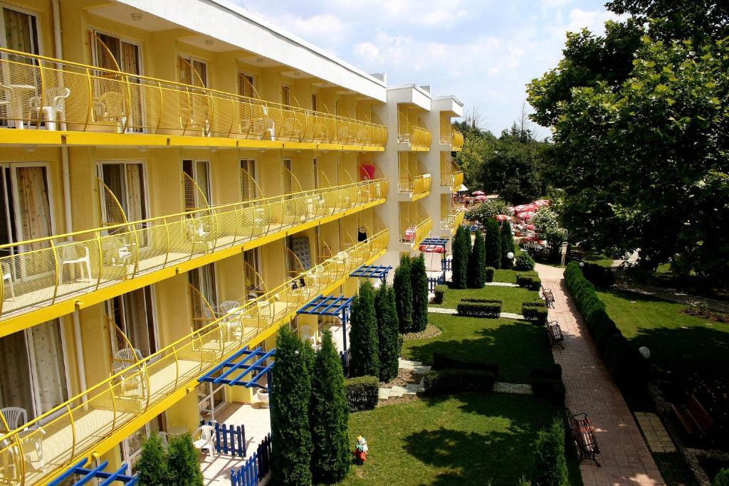 Orhidea Park Hotel - All Inclusive, Албена, Болгария