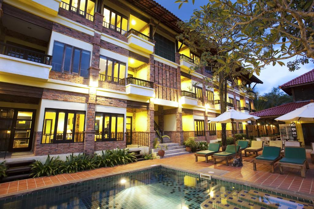 Отель Motive Cottage Resort, Кхаулак
