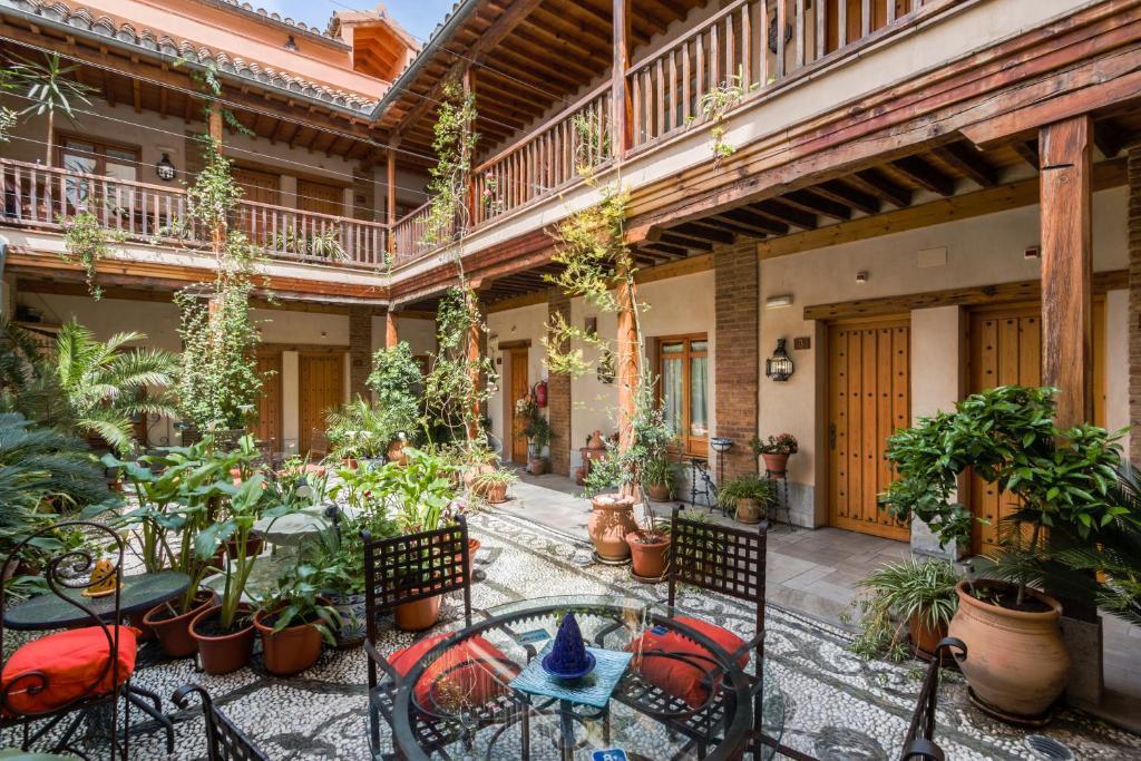Abadía Hotel, Гранада