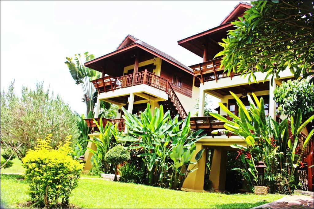 Курортный отель Pai Vimaan Resort, Пай