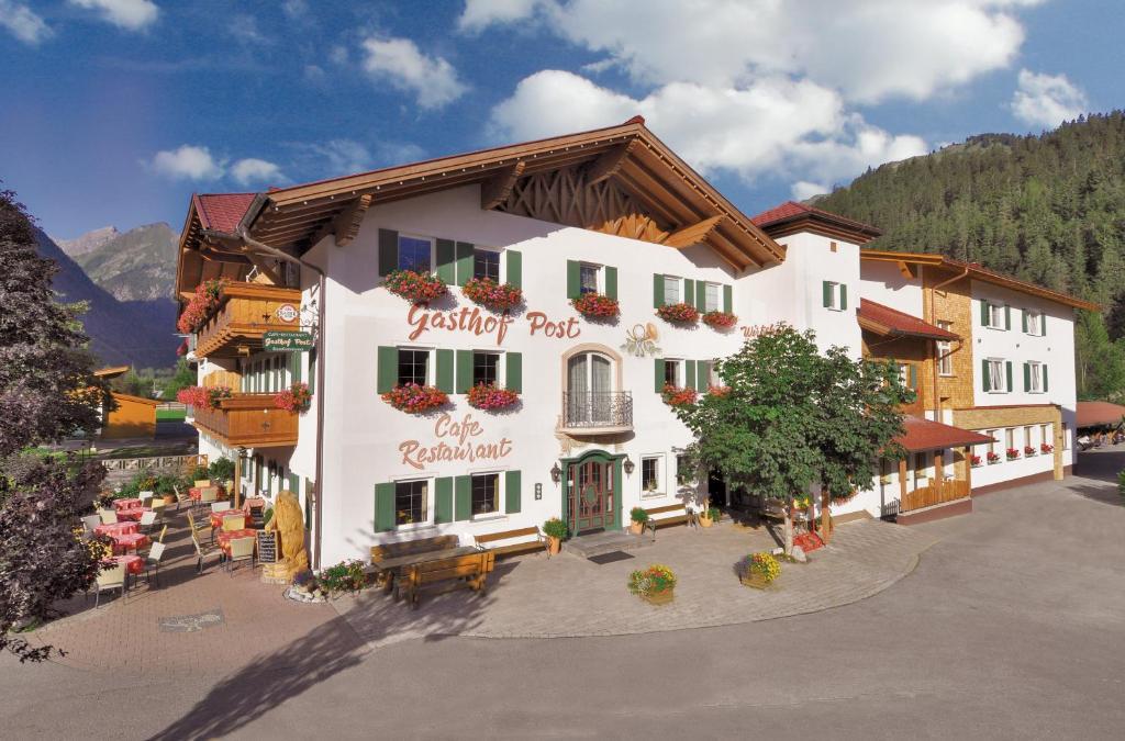 Hotel Post, Бах, Австрия