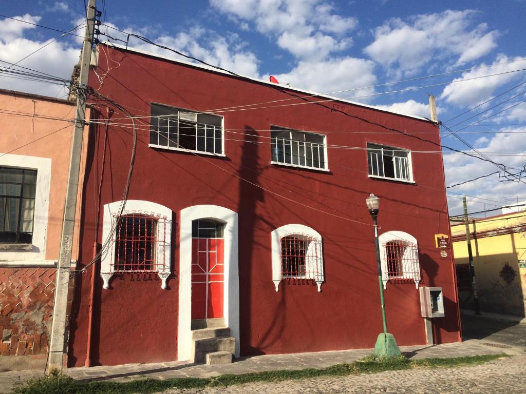 Гостевой дом Pensión Aguayo, Пуэбла