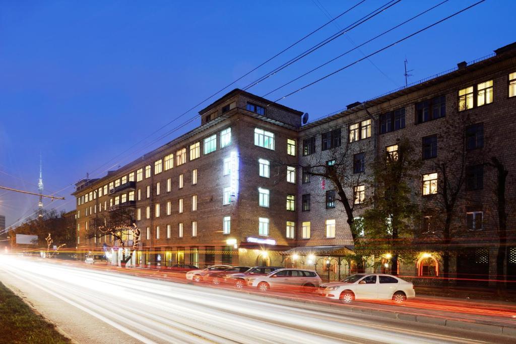 Гостиница Останкино, Москва