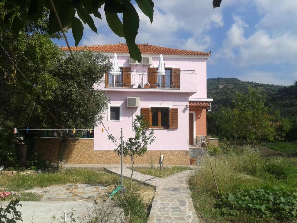 Апартаменты Vassilis Studios, Анаксос