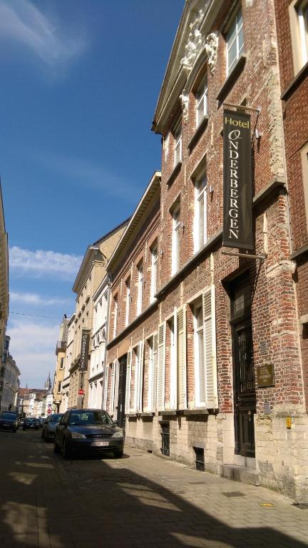 Hotel Onderbergen, Гент, Бельгия