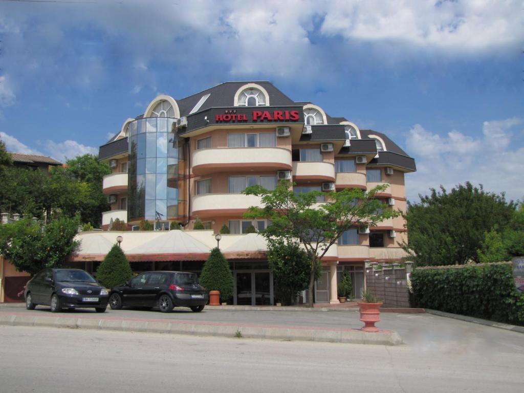 Paris Hotel, Балчик, Болгария
