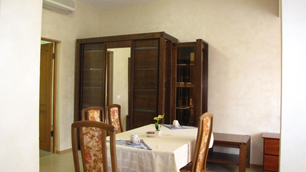 Гостиница Монастырская, Самара