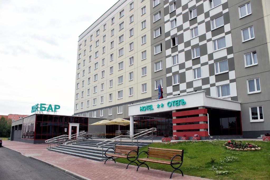 Отель IT Time, Минск