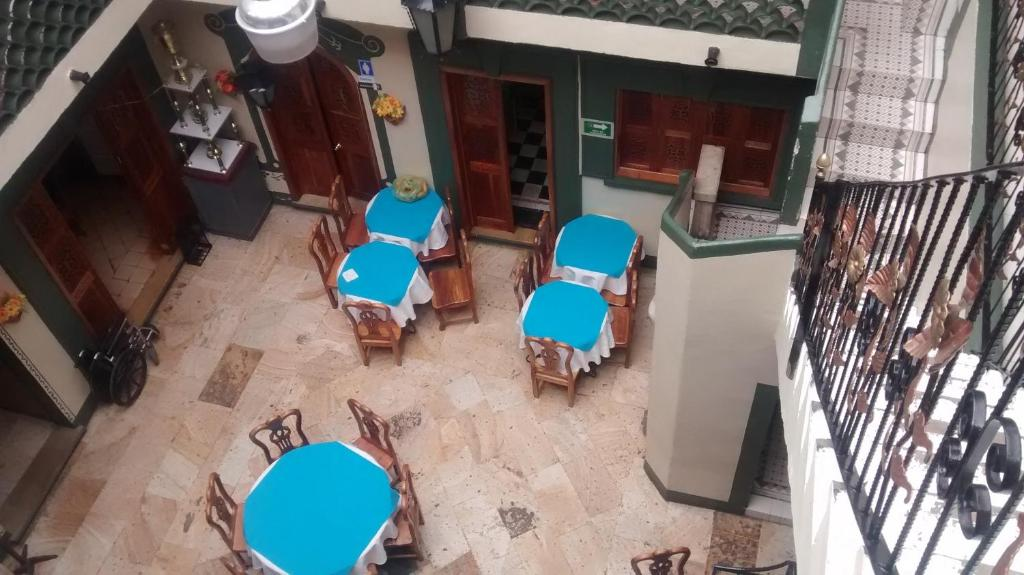 Отель Hotel Chocolate Posada, Оахака-де-Хуарес