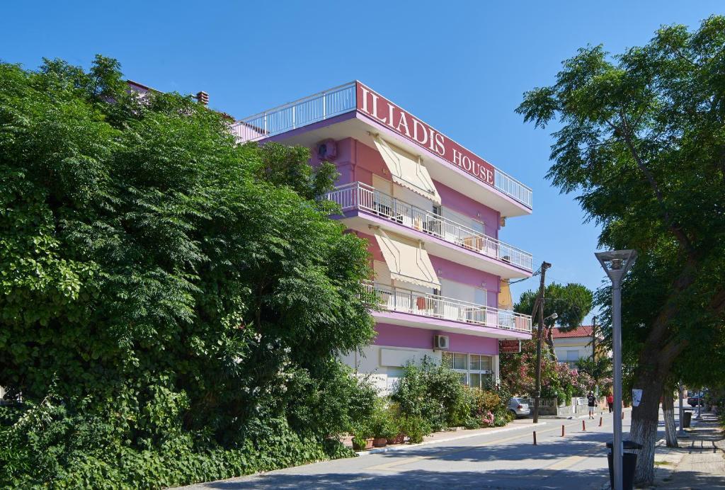 Апартаменты Iliadis House, Сарти