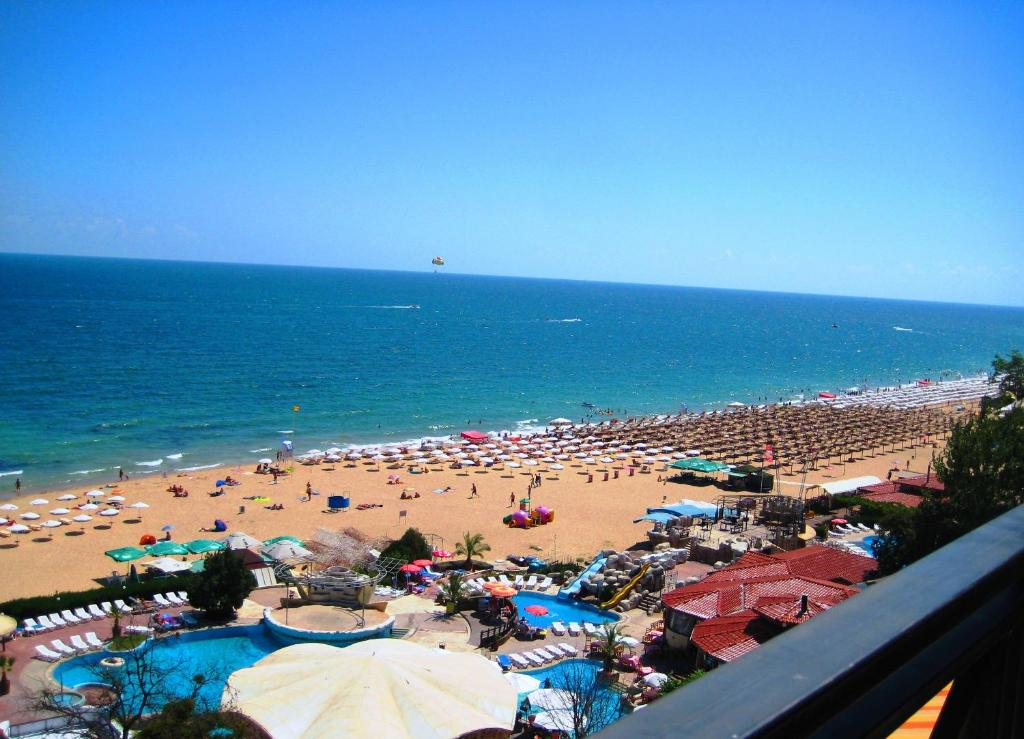 Sea View Rental Front Beach, Золотые Пески, Болгария