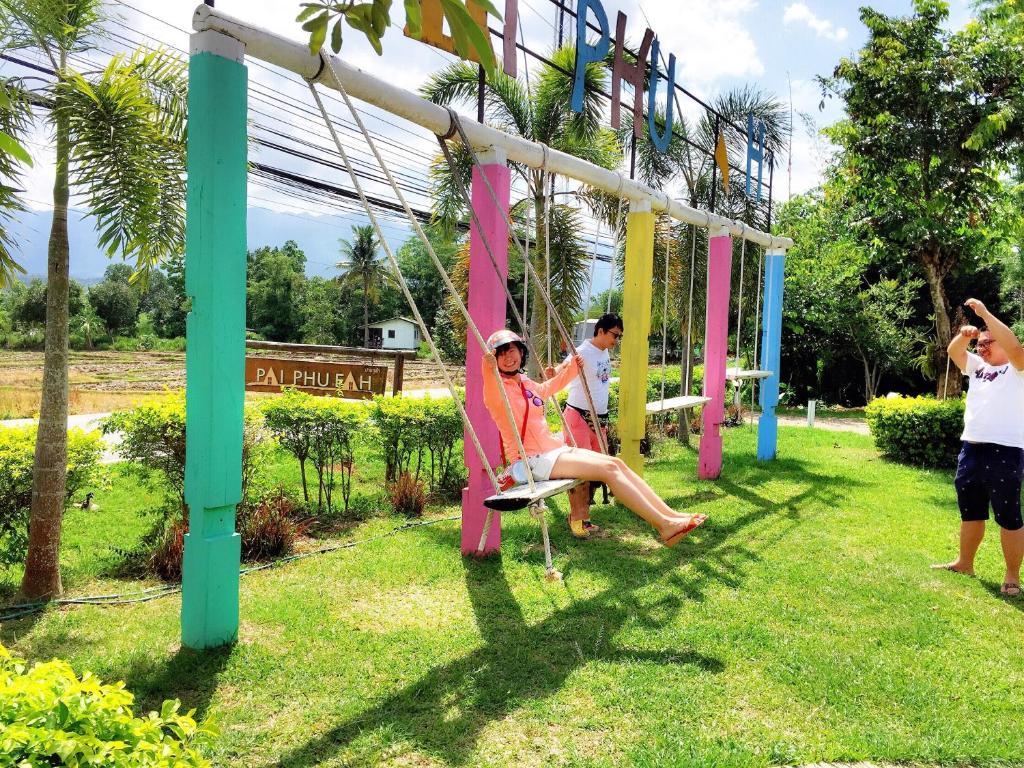 Курортный отель Pai Phu Fah Resort, Пай