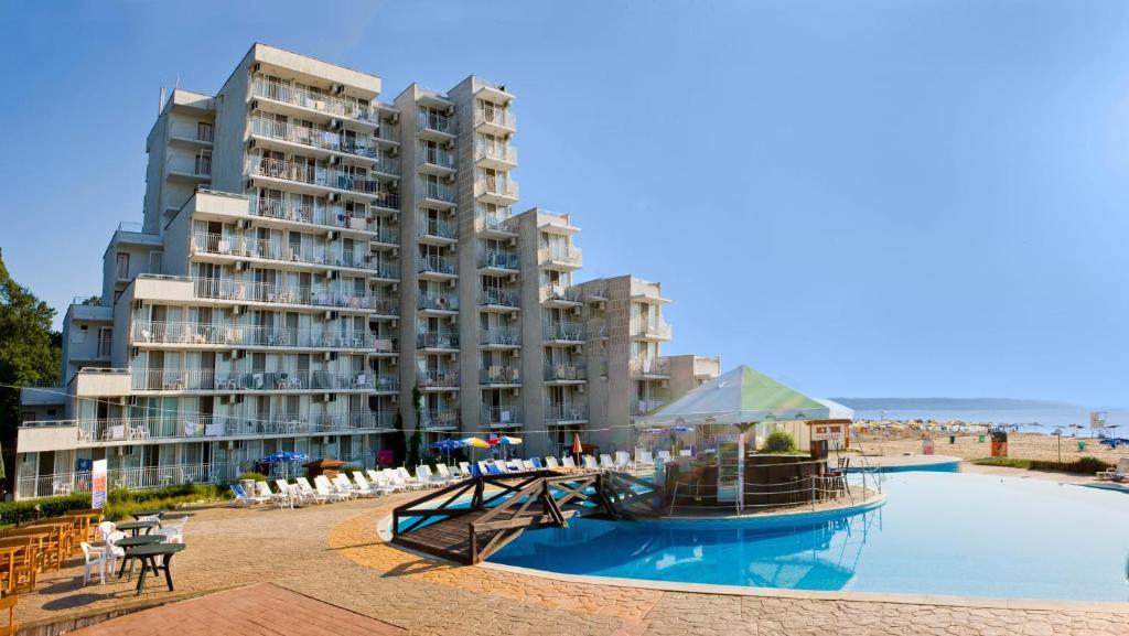 Hotel Elitsa All Inclusive, Албена, Болгария