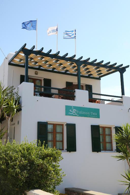 Апартаменты Thalassia Thea, Галиссас