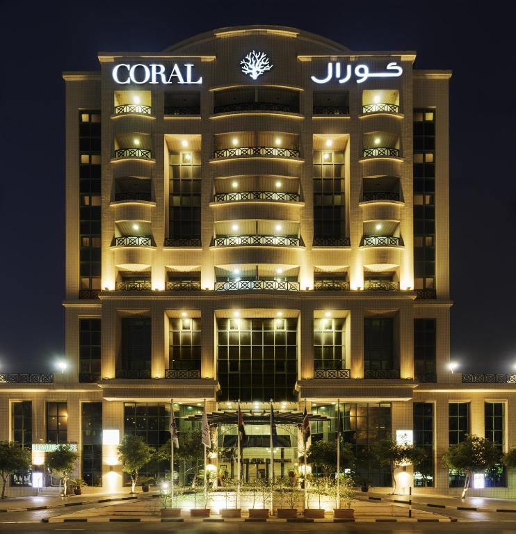 Coral Dubai Deira Hotel, Дубай, ОАЭ