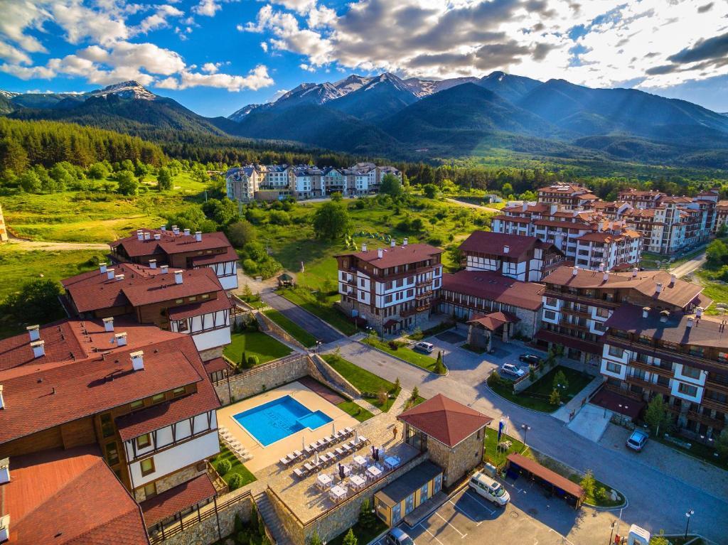Курортный отель Green Life Ski & SPA Resort, Банско, Болгария