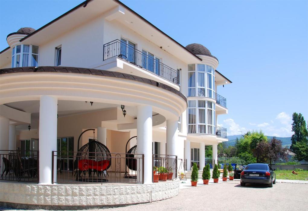 Отель Акварель, Цандрипш, Абхазия