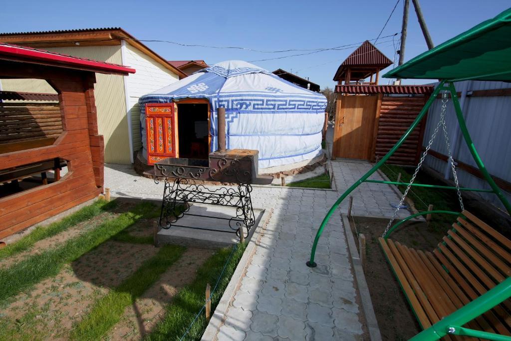 Гостевой дом Алтаргана