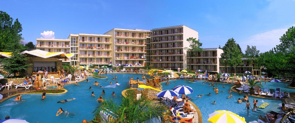 Vita Park Hotel - Aqua Park & All Inclusive, Албена, Болгария