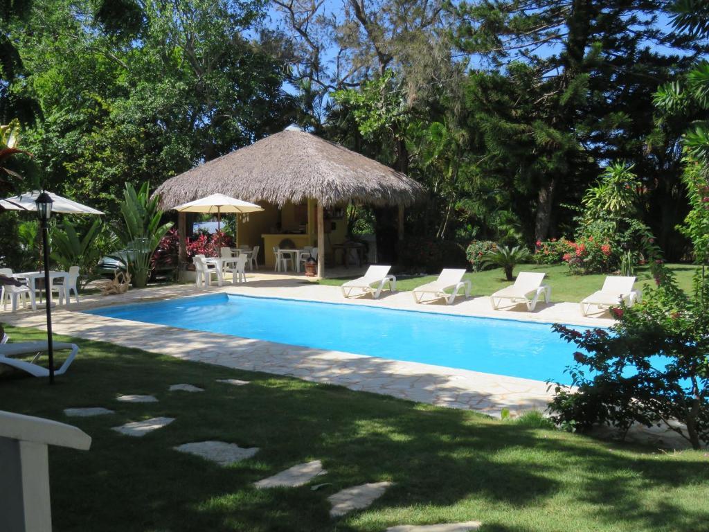 Bungalow Natura Village, Сосуа, Доминикана
