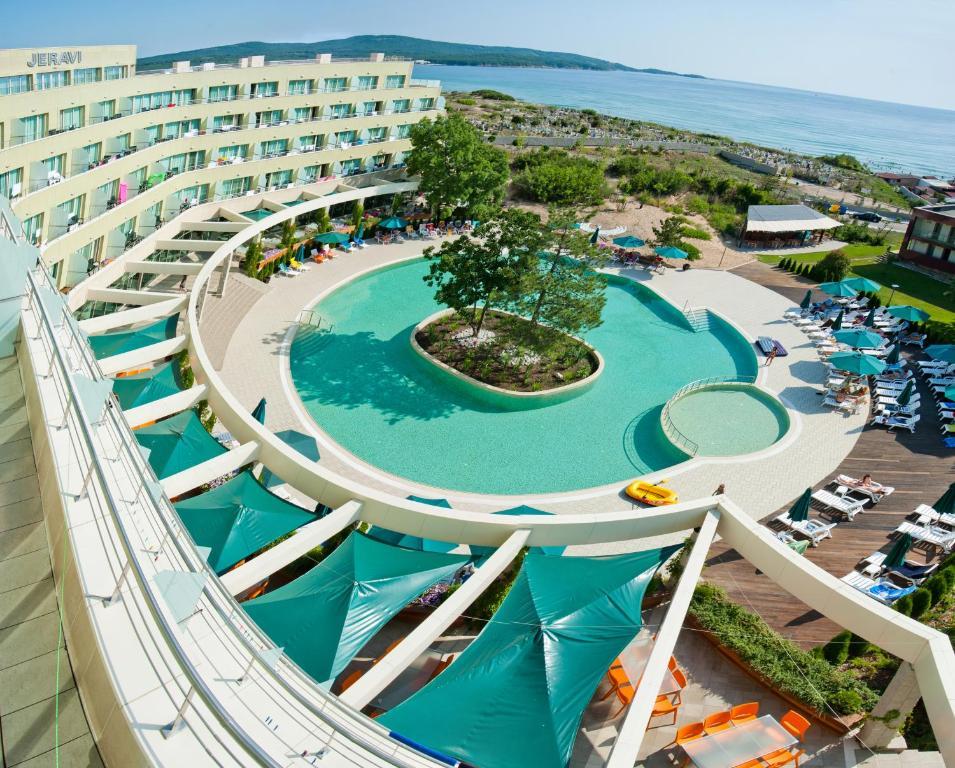 Jeravi Club Hotel - All Inclusive, Приморско, Болгария