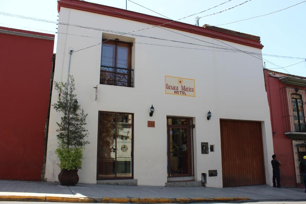 Отель Hotel Oaxaca Mágico, Оахака-де-Хуарес