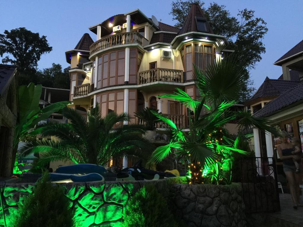 Курортный отель Magic Club, Хоста