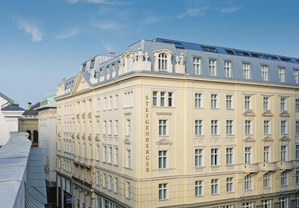 Steigenberger Hotel Herrenhof, Вена, Австрия