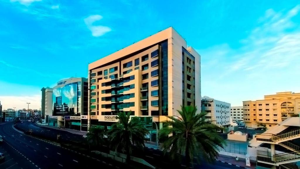 Nojoum Hotel Apartments, Дубай, ОАЭ