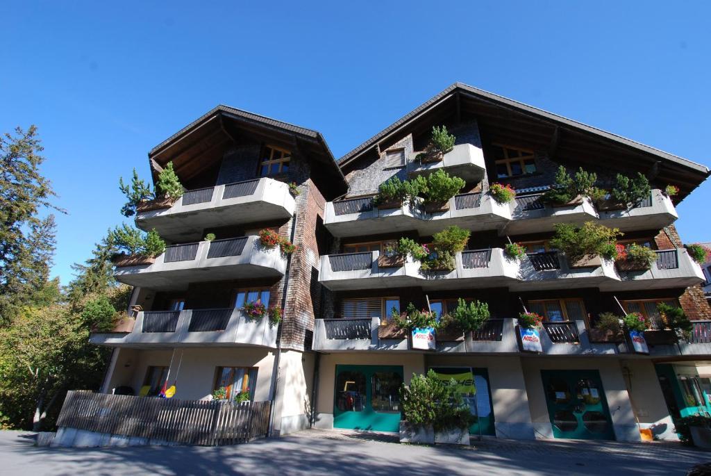 Aparthotel Edy Bruggmann AG, Флумзерберг, Швейцария