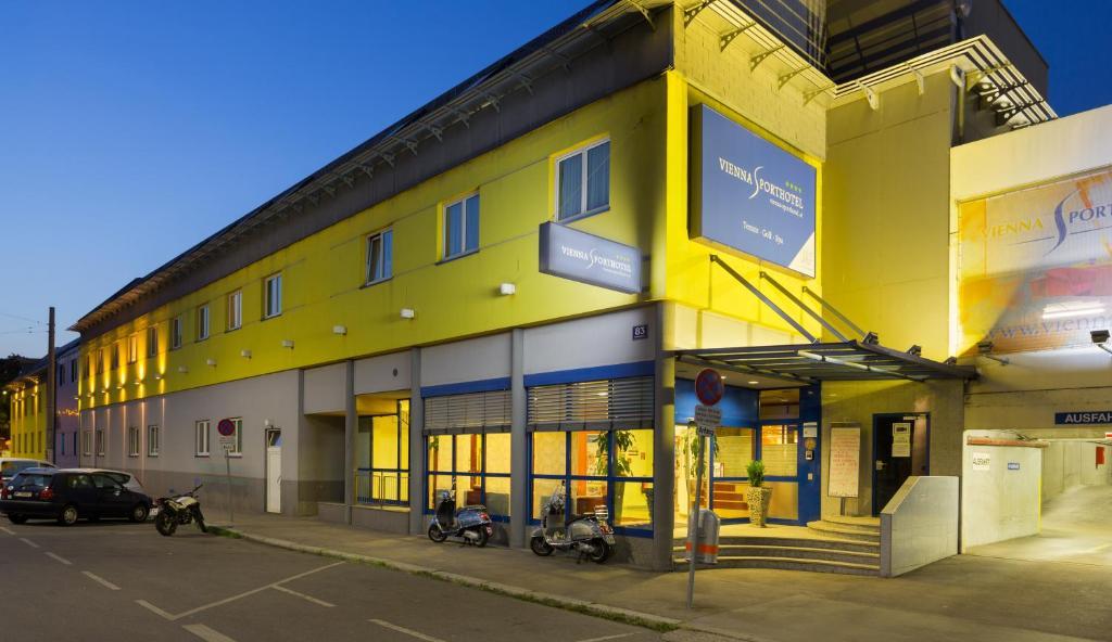 Vienna Sporthotel, Вена, Австрия