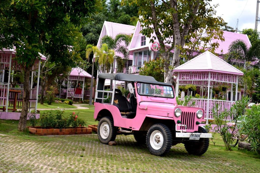 Гостевой дом Pai Waan Resort, Пай