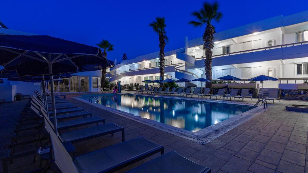 Апарт-отель Paleos Hotel Apartments, Ялиссос